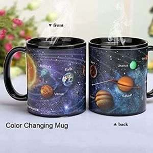 Solar System Mugs - Color Changing - Never Opened
